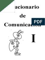 Solucionario de comunicación