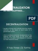 Bneo - Decentralization