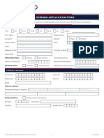 Individual Opening Acc Form