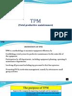 TPM Basics