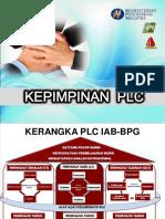Kepimpinan PLC & Contoh Pelan Tindakan