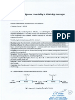 Dr Kamakoti Submission for WhatsApp Traceability Case