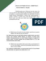 Aulão OBMEP 26-08-2016 - Soluções