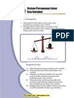 Bab 4 Sistem Persamaan Lineer Dua Variabel.pdf