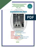 INFORME 4 ELECTROQUIMICA