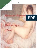 Passion Flowers-erotic poetry