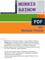 Morris Asimow