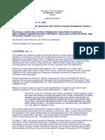 3. Philgrecian vs. NLRC (G.R. No. L-65284 October 14, 1985) - 5