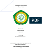 Cover laporan Kasus Tumor Otak