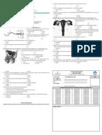 Tes 1 pokok bahasan 1 Sistem Reproduksi C.docx