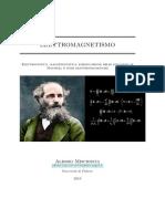 369. Miscioscia - Appunti Di Elettromagnetismo