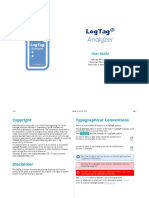 LogTag Analyzer 3 User Guide