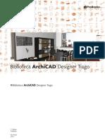 Biblioteca ArchiCAD - Designer Tiago