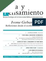 Pimentel Jonathan - 2007 - Epistemología y teología en Ivone Gebara.pdf