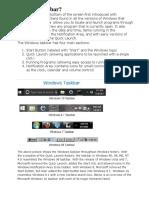 PC Software Notes Unit-I.doc