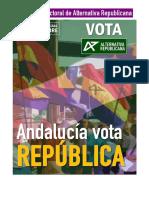 Programa Electoral ALTER Elecciones 2d