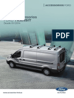 Customer Quick Guide ESPES Ford Transit 01-2014