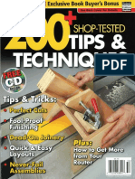 200 Shop Tested Tips & Techniques