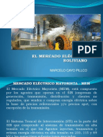 Mercado de energía