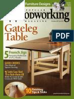 Popular Woodworking October 01 2017