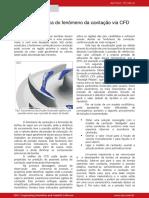 Cavitação CFD