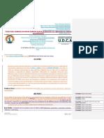 Informe Calibracion Analitica UDCA