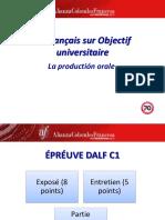 Prod Orale Dalf C1