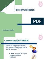 1.2 Tipos de Comunicación