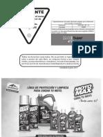 Manual de Usuario Bajaj Pulsar NS 200 FI