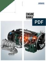 Volvo Penta Engine Range Stage V