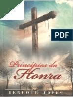Benhour Lopes .Principios Da Honra. PDF