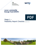 Stage 1 Feasibility Report Structure v16.1