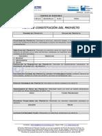 FGPR_010_06 - Acta de Constituci¢n del Proyecto