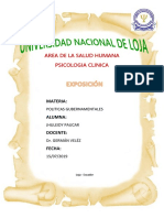 58. La Carta Internacional de Derechos Humanos - Jhuleidy Paucar