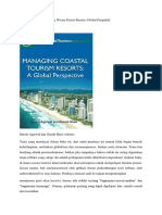 BOOK REVIEWManaging Coastal Tourism Resorts