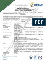 Registro Sanitario Gmd Tensiometro y Fonendoscospio