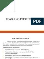 Teaching prf ppts