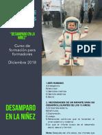 Desamparo Infantil, PDF