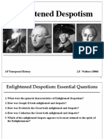 Englightened Despotism
