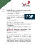 Debate Puntos 3-6-7 Pleno Ordinario 30/07/2019