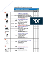 HIXSEE Smart Home System Product List V1907B