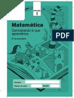 Matematica Entrada 1