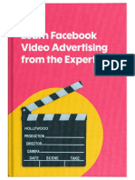 Learn Facebook Video Advertising - Promo_Facebook_Advertising_Workbook