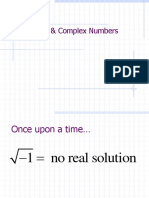 Imaginary and Complex Numbers.ppt