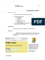 Introduction To PHP.pdf