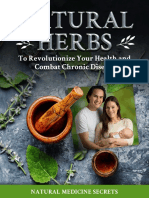 Natural Herbs to Revoutionize Your Health and Combat Chronic Disease (1)