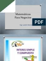 323317140 Interes Simple y Compuesto Ppt