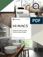 HI MACS Kitchen and Bath 2019 ES