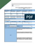 formulario de responsabilidad social