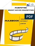 1. Rulebook Puspiptek Short Movie Competition